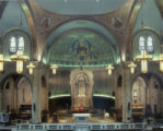 Our Lady of Consolation Basilica Interior Photograph