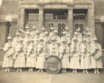 Barberton Ladies' Band Photograph