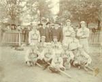 Attica Baseball Team Photograph