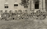 147th Field Hospital at Ohio Wesleyan University Photograph