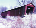 Parker Covered Bridge Photograph
