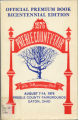 Preble County Fair Book