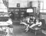 Public Library of Youngstown and Mahoning County Mother's Room Photographs