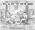 Public Library of Youngstown and Mahoning County Levy Flier