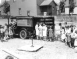 Public Library of Youngstown and Mahoning County Playground Service Photograph