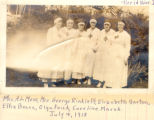 Red Cross Nurses Photograph