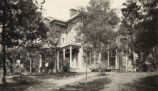 Samuel Shellabarger Residence Photograph