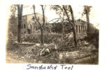 Sandusky Tool Company after 1924 Tornado Photograph