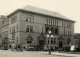 Springfield Chamber of Commerce Building Photograph
