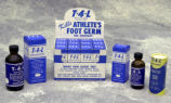 T-4-L Athlete's Foot Solution