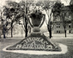 Thomas Edison Floral Mound Photograph