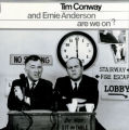Tim Conway and Ernie Anderson Photograph