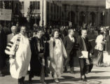 United Church of Christ 30th Anniversary Procession Photograph