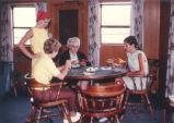 William G. Mather Steamship Guest Quarters Photographs
