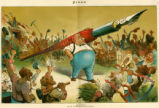 William Howard Taft Foreign Policy Cartoon