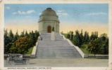 William McKinley National Memorial Postcard