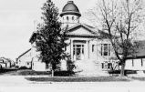 Williams County Public Library Postcard