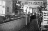 William Phillips Ice Cream Parlor Photograph