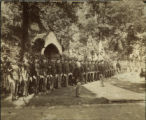 William McKinley's Interment Photograph