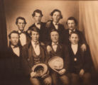 William McKinley's Boyhood Friends Photograph