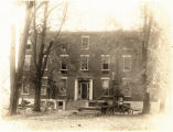 Worthington Female Seminary Conversion Into Apartments Photograph