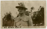 Unidentified World War One Marine photograph