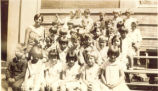 Bradford School First Grade Class Photograph