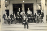 Ackley's Orchestra Photograph
