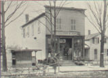 A. Kellogg & Son Grocery Photograph