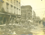 Dayton After the 1913 Flood Photographs