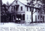 Endres Boarding House Photograph
