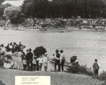 Fourth of July Water Carnival Photograph