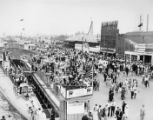 Great Lakes Exposition Midway Photographs