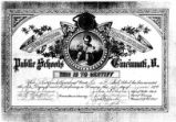 Gottfried Kirschner Certificate and Letter