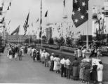 Great Lakes Exposition Army Unit Photograph