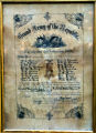Grand Army of the Republic Bailey Post 164 Certificate