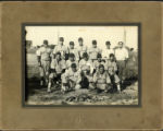 Grove City Lincos Baseball Team Photograph