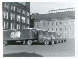 Ohio Match Company Trucks Photograph