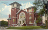 Trinity Reformed Church Postcard