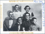 Rev. Mathas Family and Photograph