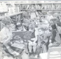 Story Time at the Library 1972 photograph