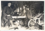 James Hunt Planing Mill Photograph