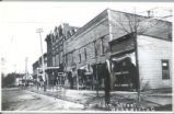 East Side of Main Street Photograph