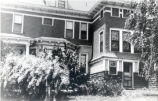 E.J. Young Mansion Photograph